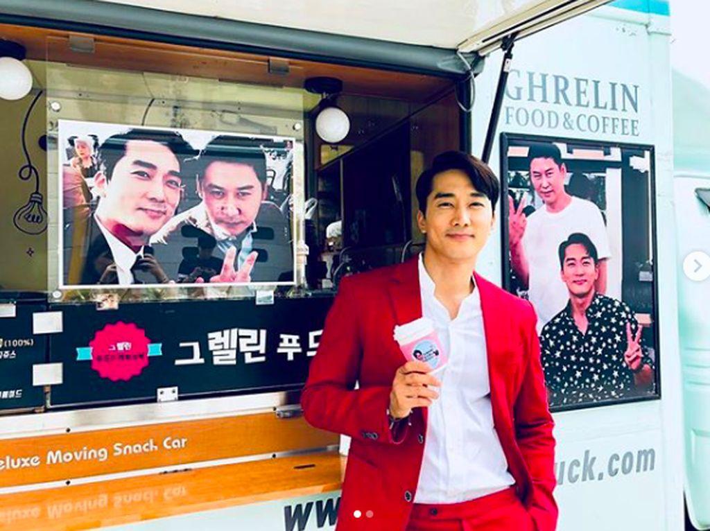 Song Seung Heon Siap Bintangi Drama Adaptasi Webtoon