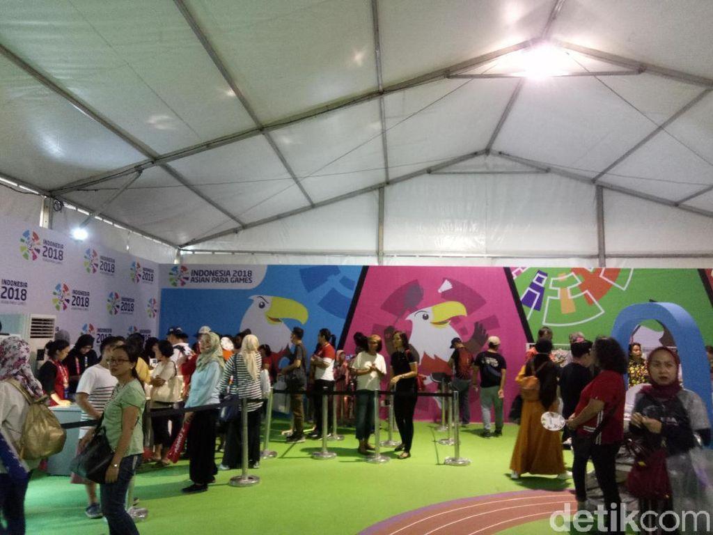 Momo Maskot Asian Para Games Ludes Terjual Dalam Dua Jam
