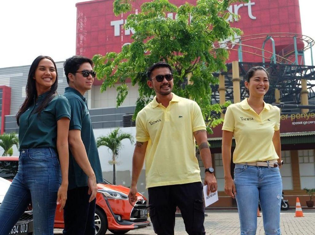 Unlock Your Adrenaline Bikin Rio Dewanto & Kevin Hendrawan Ngos-ngosan