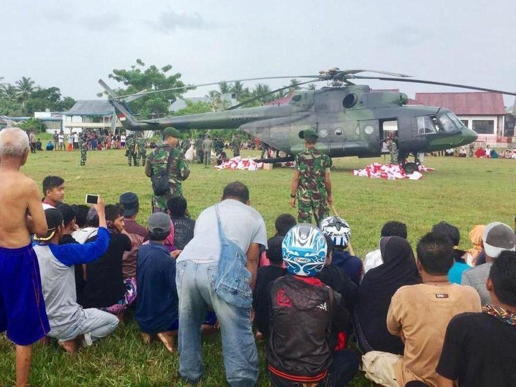 Mengenal Heli Mi-17 yang Jatuh di Kendal