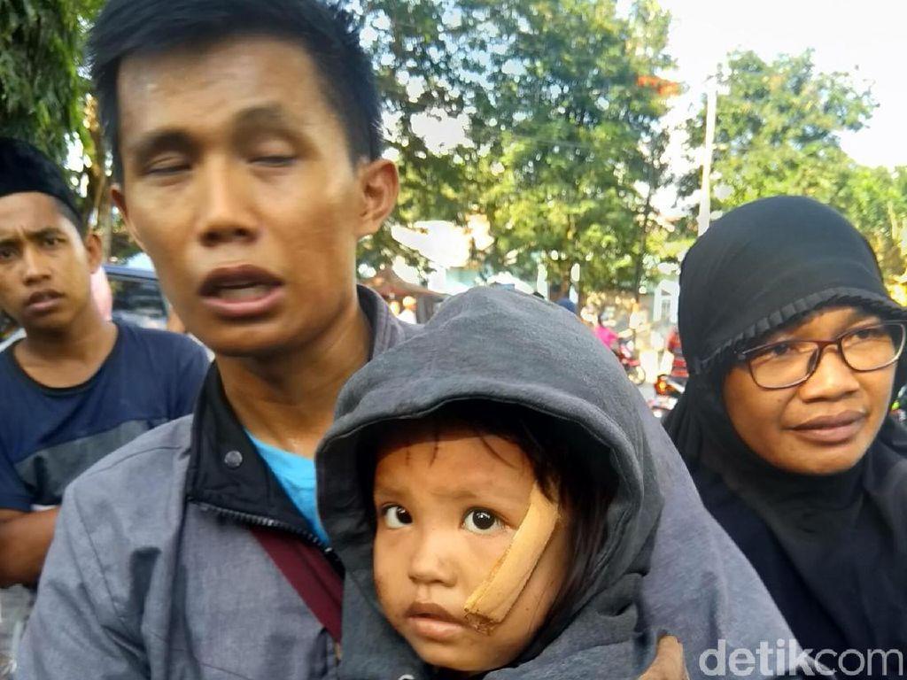 Cerita Warga yang Keluarganya Belum Ditemukan Pasca Tsunami di Palu