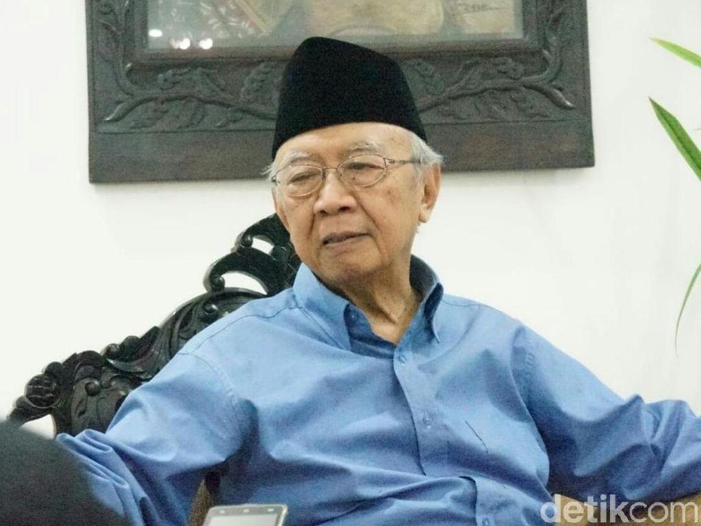 Keinginan Gus Sholah Sebelum Meninggal: Melihat Film NU-Muhammadiyah