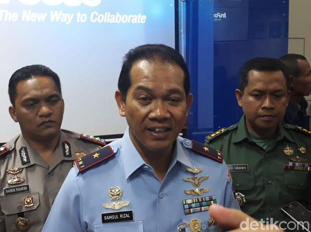 Lanud Iswahjudi Siapkan 2 Pesawat Tempur Amankan IMF-WB di Bali