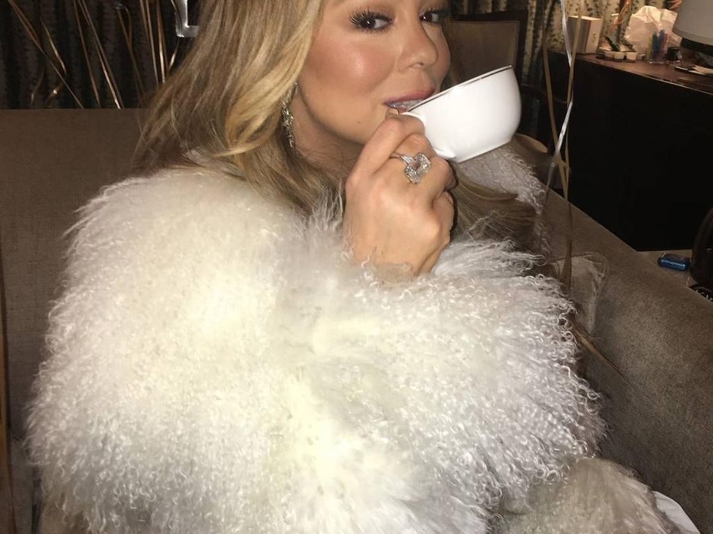 Jadwal Tidur 5 Artis yang Bikin Shock, Mariah Carey Tidur 15 Jam