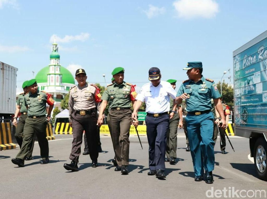 Jelang IMF-WB, 2.000 Personel Dikerahkan Amankan Pintu Masuk ke Bali