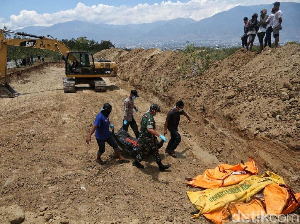 Evakuasi di Petobo-Balaroa Palu Dihentikan 11 Oktober, Ini Alasannya