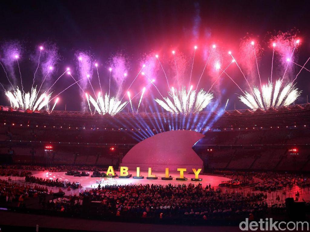 Momen Haru Ketika Penyandang Disabilitas Cilik Mencari Jokowi