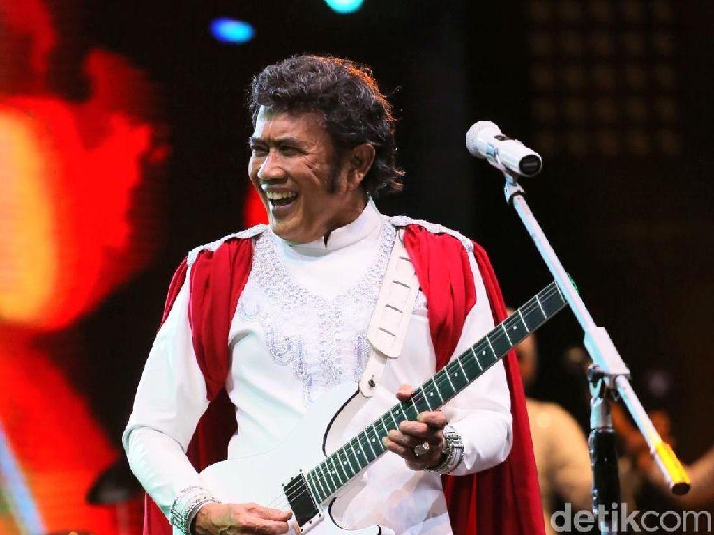 Camat Pamijahan Bogor Tak Izinkan Konser Rhoma Irama di Acara Khitanan