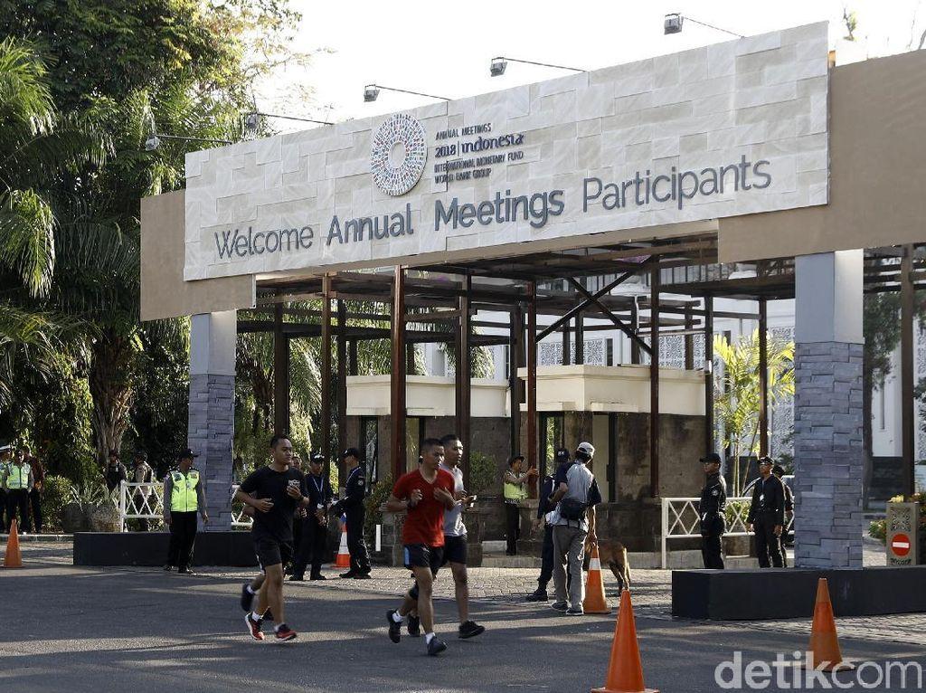 Pertemuan IMF-Bank Dunia dan Wajah Indonesia
