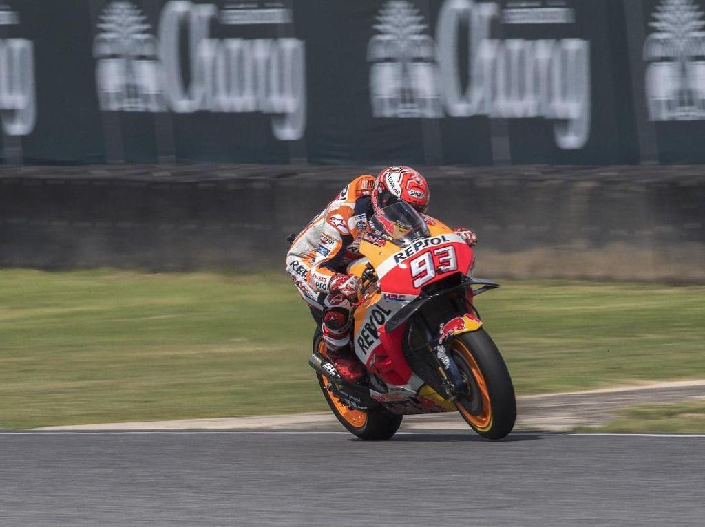 Hasil MotoGP Thailand 2018