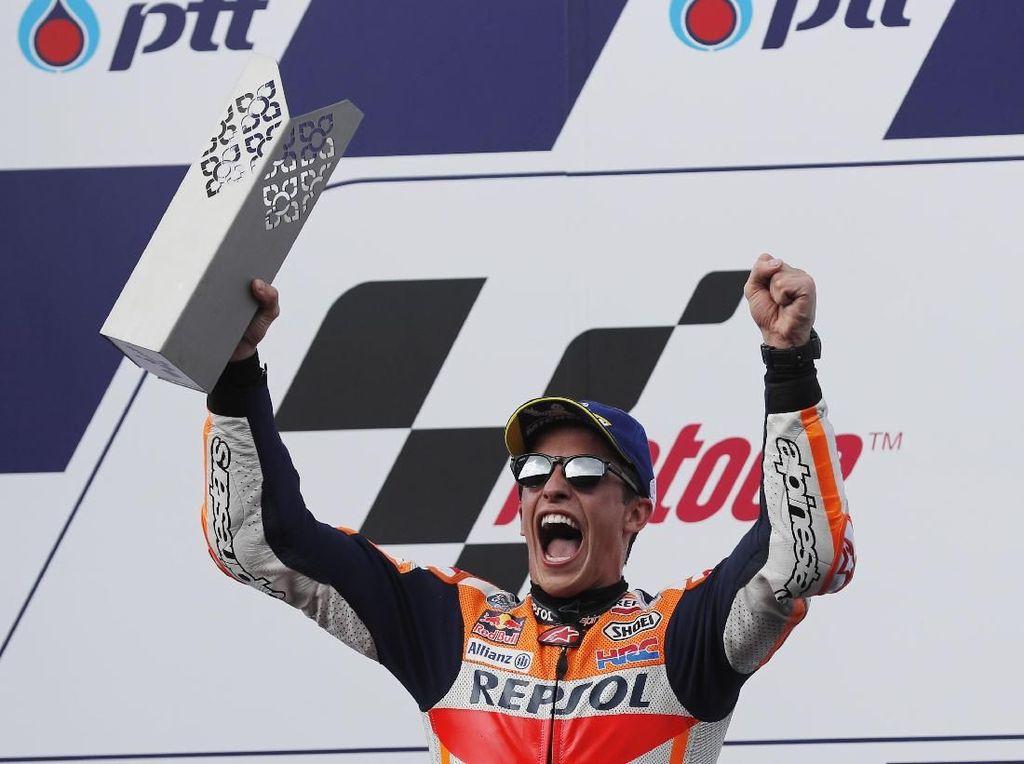 Satu Lagi, Marquez!