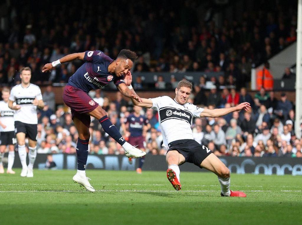 Arsenal Optimistis Tatap Persaingan Empat Besar