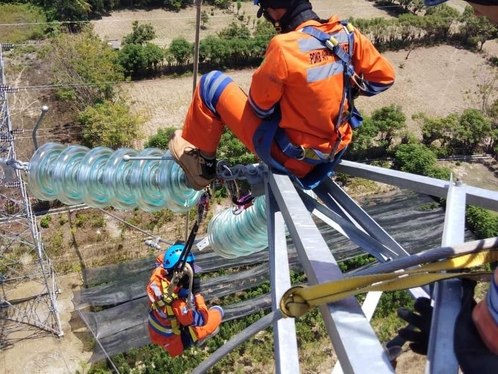 100% Gardu Induk di Palu, Sigi dan Donggala Pulih Pasca Gempa-Tsunami