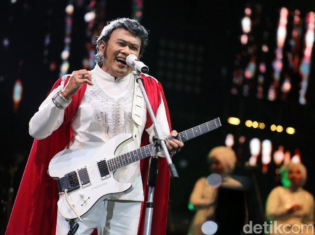 Konser Rhoma Irama di Acara Khitanan Ditolak Bupati Bogor