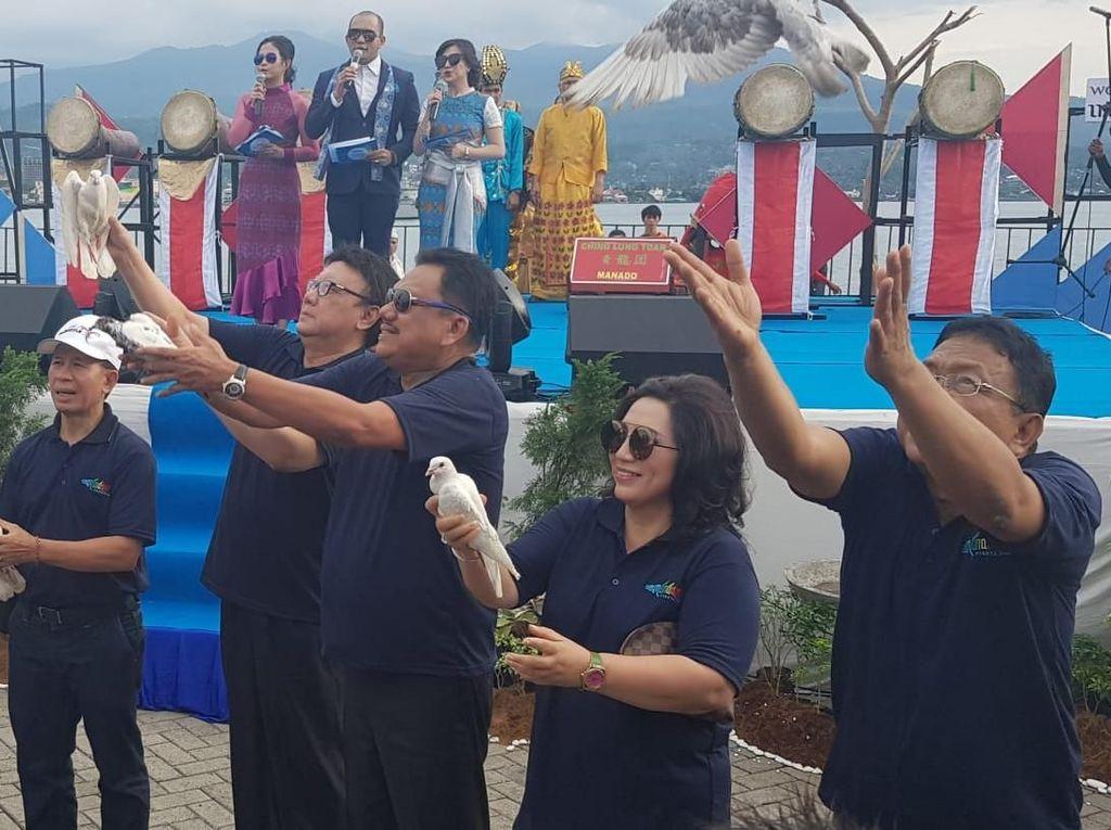 Wisata Sulut Catat Rekor Kunjungan Tertinggi Hingga 100 Ribu Wisman