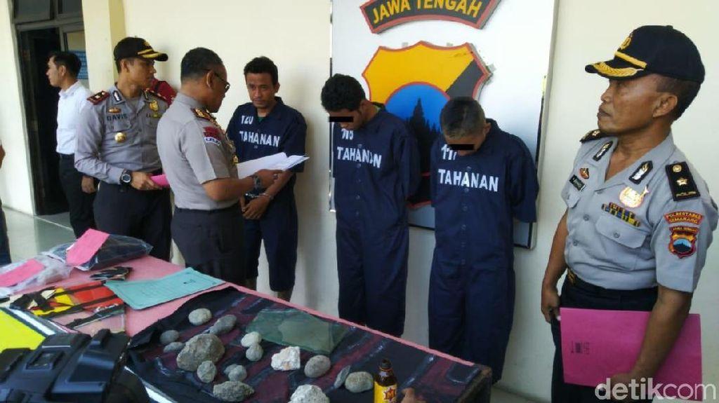 Rusak Mini Market di Semarang, 3 Suporter Persis Diciduk Polisi