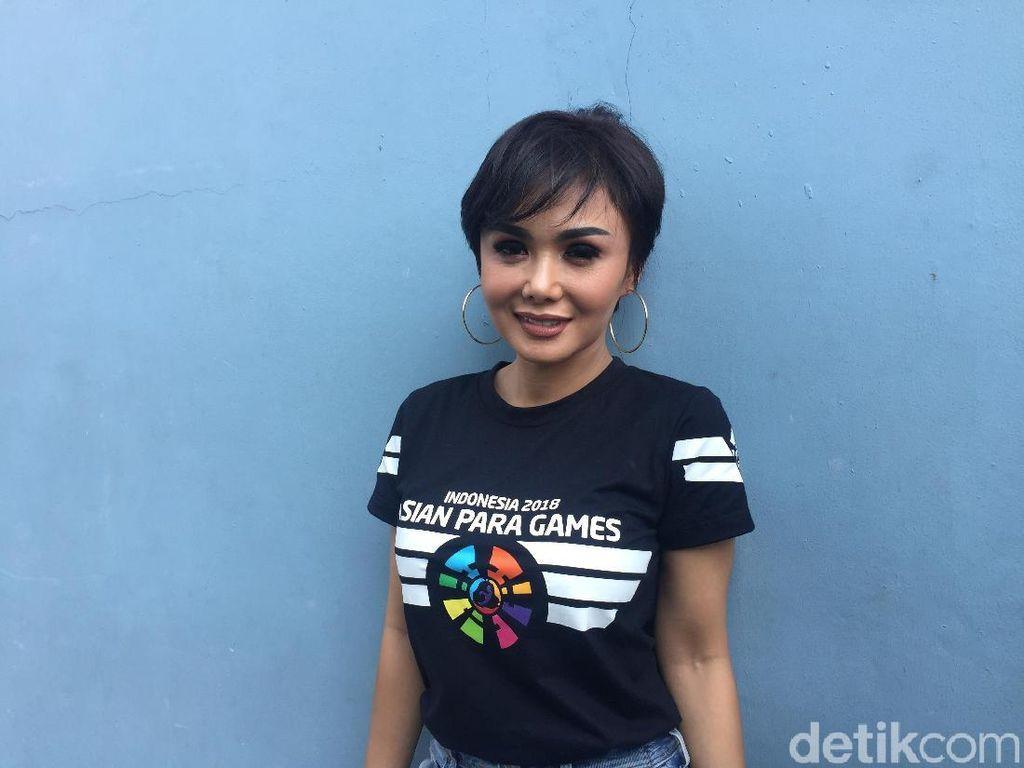 Yuni Shara Berbaju Asian Para Games