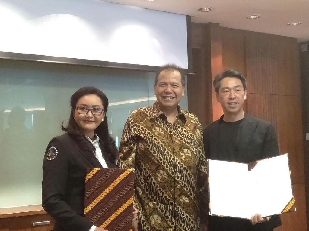Chairul Tanjung Harap I-Pop Bisa Mendunia Seperti K-Pop