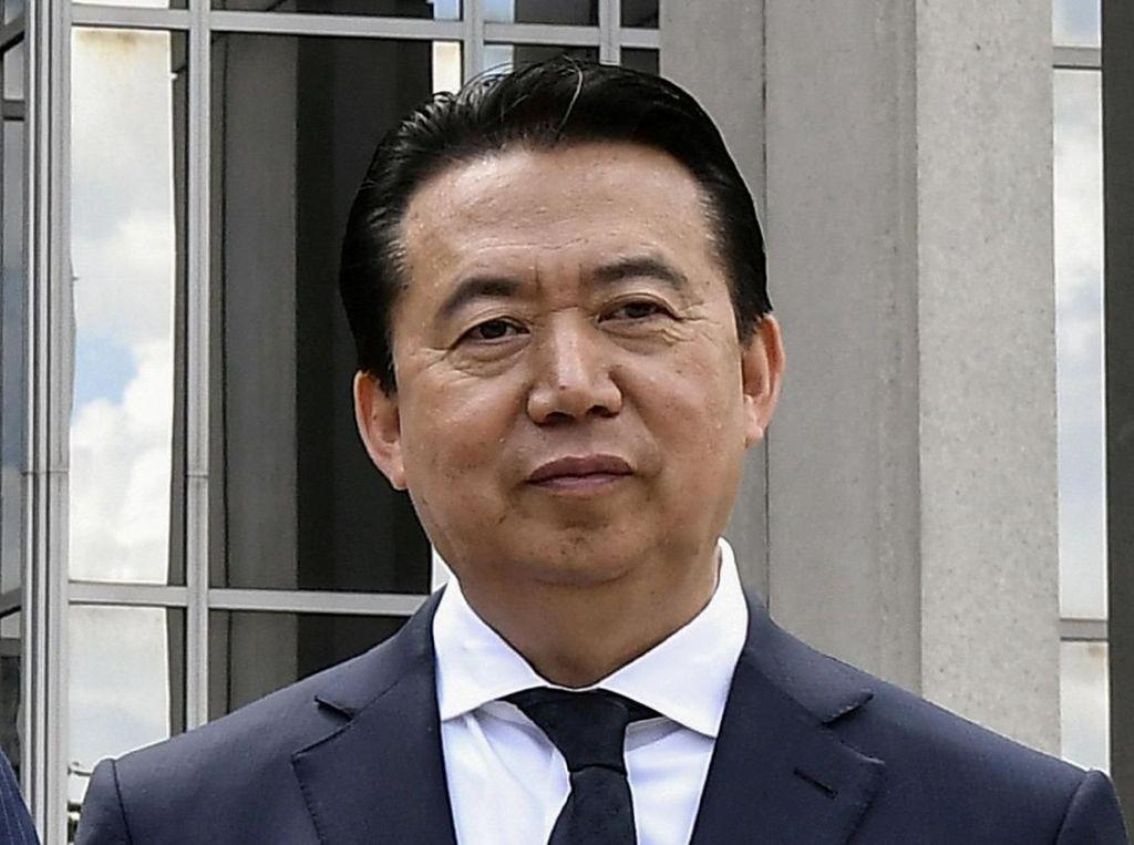 Didakwa Boros Pakai Uang Negara, Eks Bos Interpol Akan Diadili di China