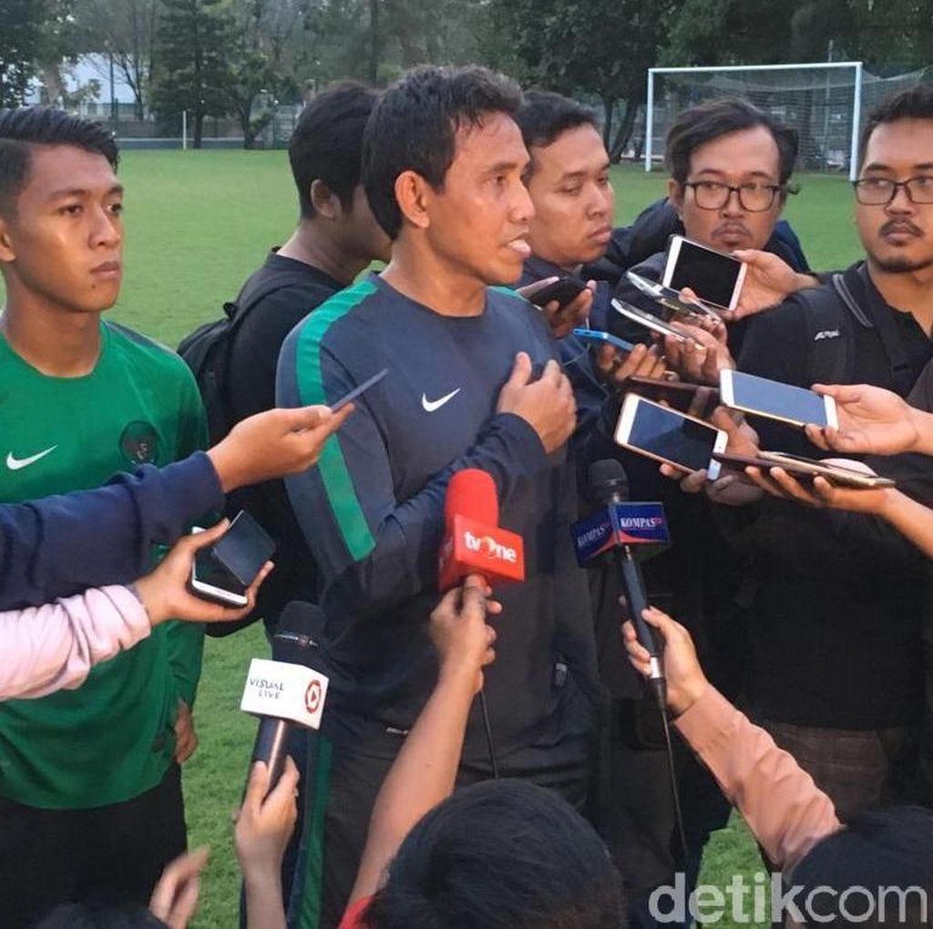 Resmi Tangani Timnas, Bima Sakti Yakin Raih Hasil Bagus di Piala AFF
