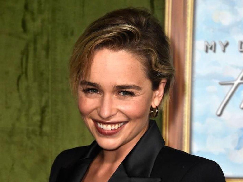 Mengenal Aneurisma Otak yang Dialami Bintang Game of Thrones Emilia Clarke