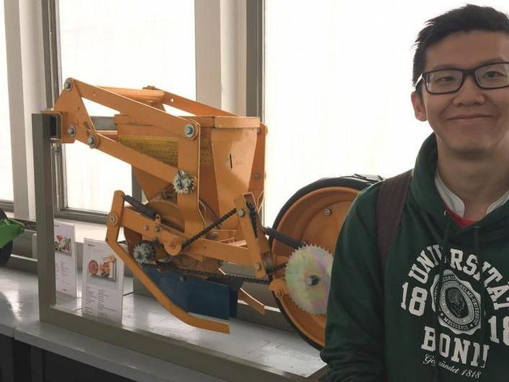 Cerita Mahasiswa Indonesia yang Belajar Teknologi Pangan di Jerman