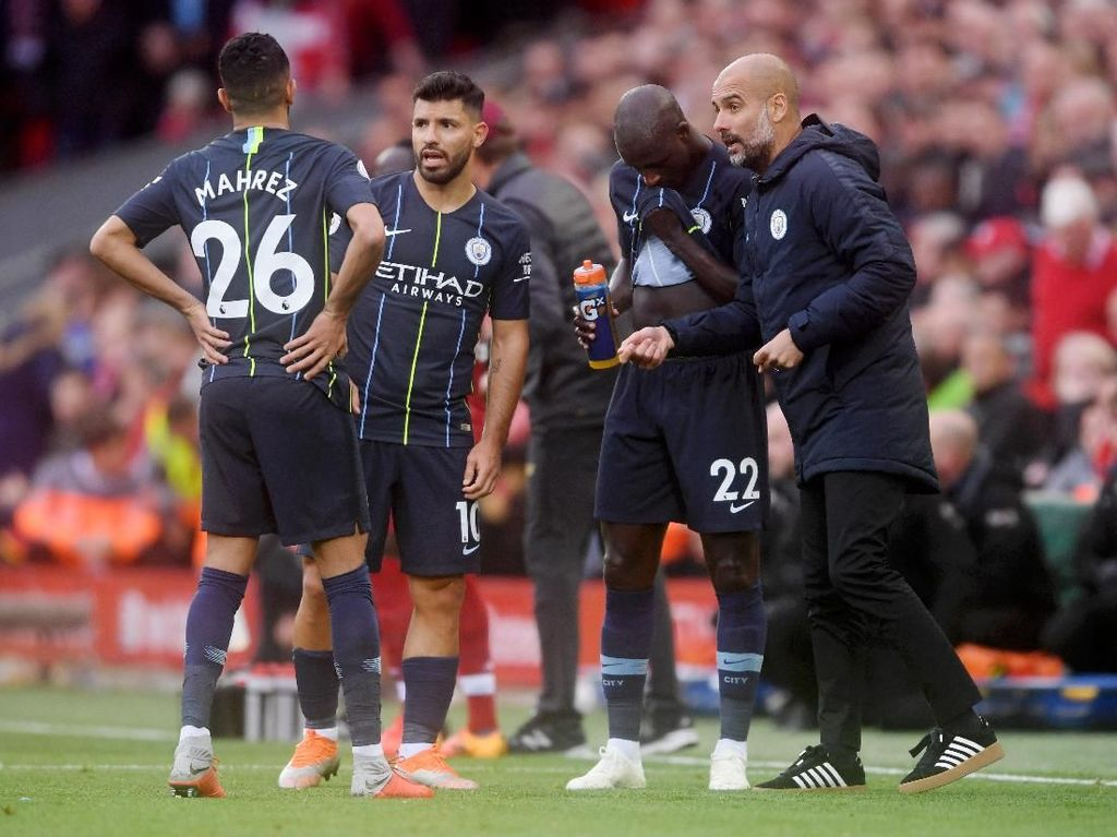 Guardiola: Tak Kebobolan di Anfield Itu Spesial