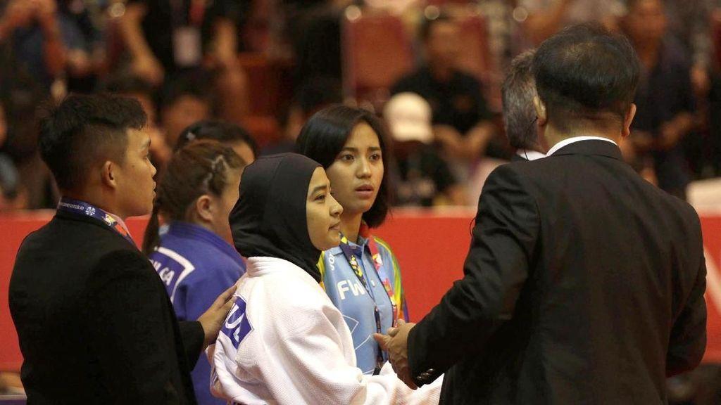 Menpora Minta Aturan Larangan Hijab di Federasi Judo Diubah
