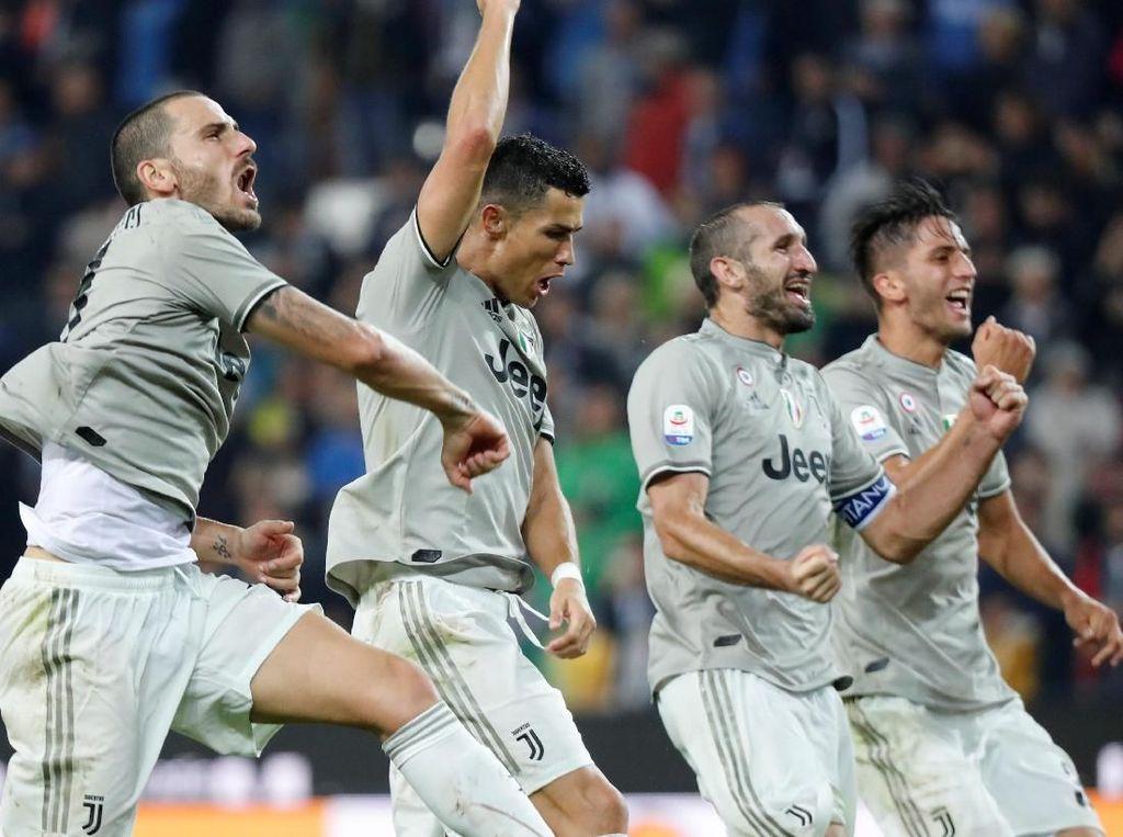 Juve Masih Terkuat di Serie A, tapi Musim Baru Dimulai