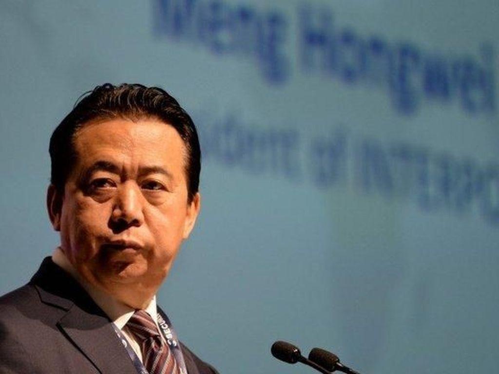 Bosnya Ditahan, Interpol Sesalkan China Tak Beritahu Lebih Awal