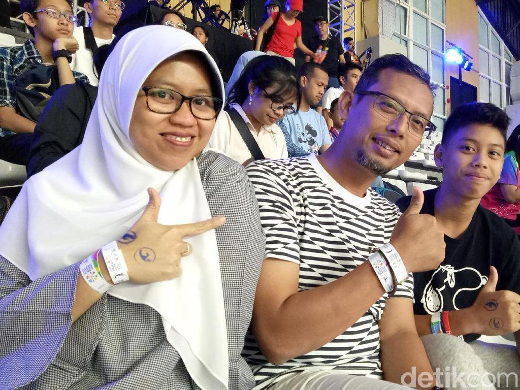 Memetik Inspirasi dan Belajar Bersyukur Lewat Asian Para Games 2018