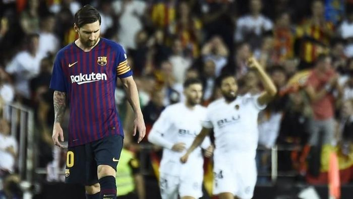 Philippe Coutinho menyebut laju Barcelona tidak normal setelah gagal menang dalam empat laga beruntun di Liga Spanyol (Foto: JOSE JORDAN/AFP PHOTO)