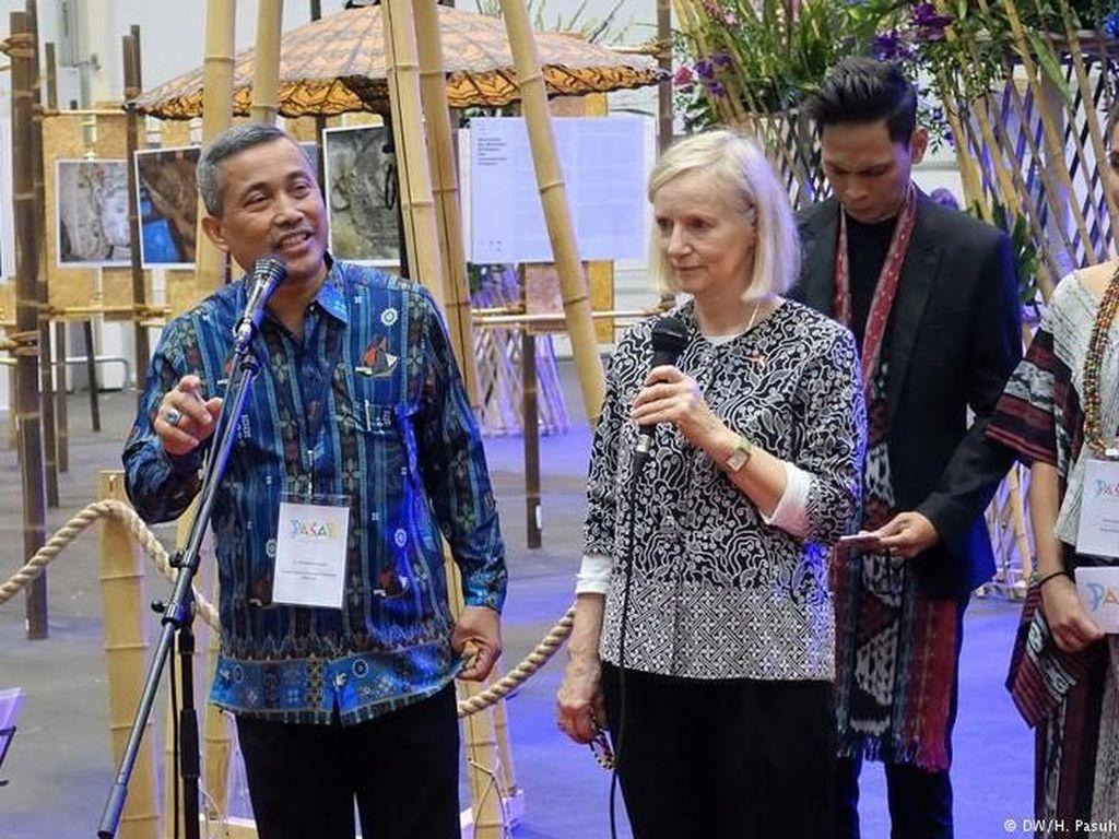 Pasar Hamburg Angkat Tema Kemaritiman Indonesia