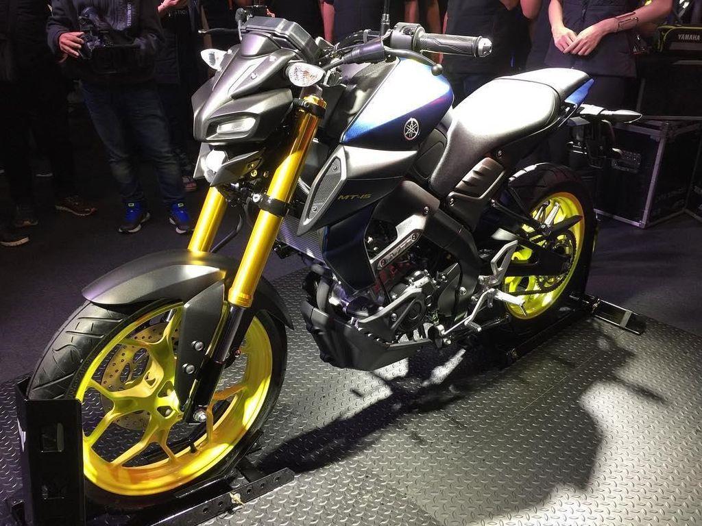 Yah, Kirain Yamaha Mau Luncurkan MT-15 di IMOS
