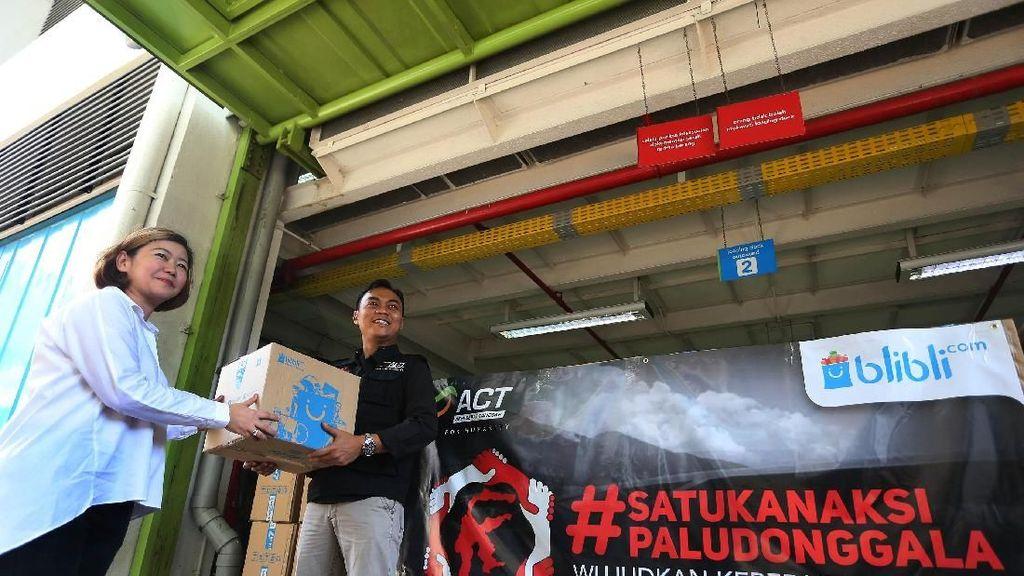 Penggalangan Donasi Peduli Bencana Sulawesi Tengah