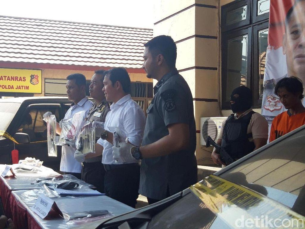 Komplotan Begal Motor di Malang dan Pasuruan Dibekuk Polisi
