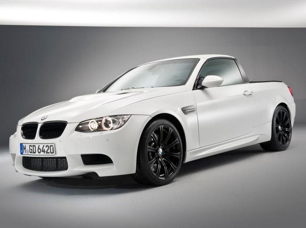 Ini jadinya saat BMW Lahirkan Pikap