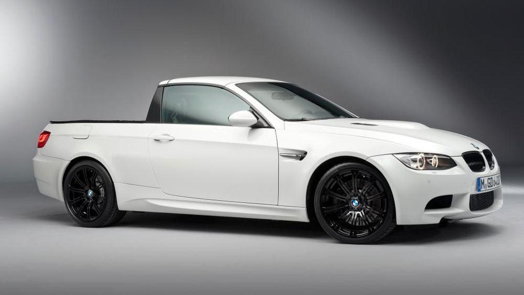 BMW Seri M Jadi Pikap Cantiknya Super