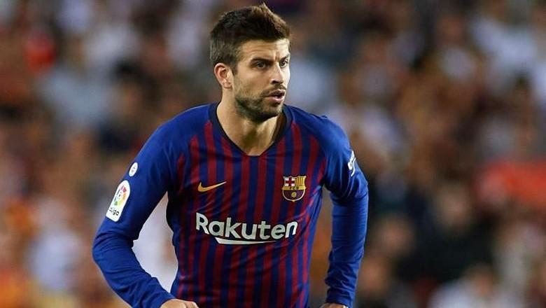 Performa Gerard Pique Disorot Setelah Barcelona Kembali Gagal Menang