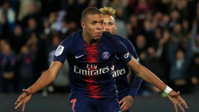 Kylian Mbappe nyaris gabung Arsenal sebelum dibeli Paris St-Germain (Gonzalo Fuentes/Reuters)