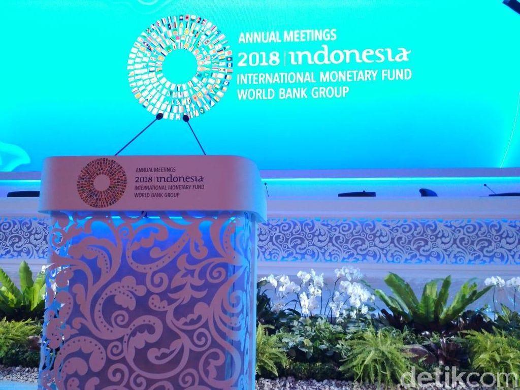 BUMN Jaring Dana Investasi Rp 200 T di Pertemuan IMF-World Bank