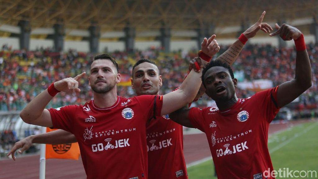 Persija Kantongi Lisensi AFC