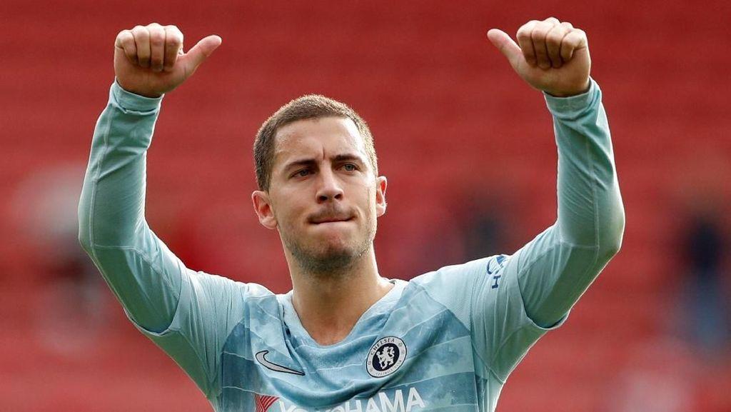 Joe Cole Pensiun, Hazard: Dia Yakinkan Saya Gabung Chelsea