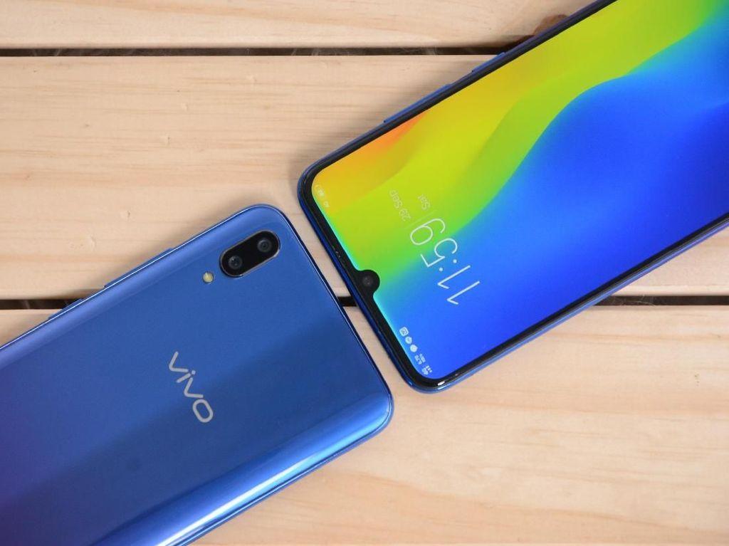 Vivo Siapkan Ponsel Anyar Berotak Snapdragon 710