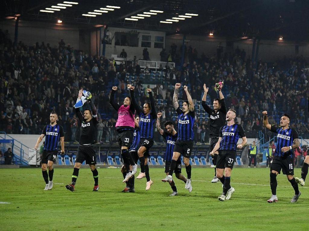 Inter Berada di Jalur yang Tepat Menuju Derby Milan
