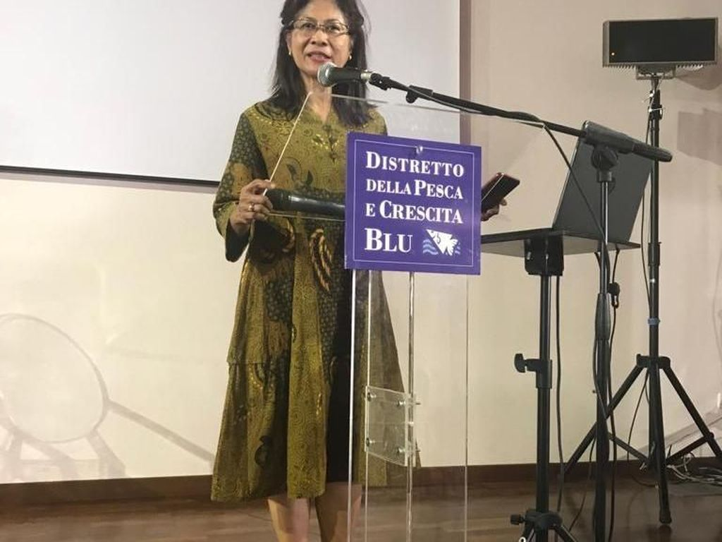 Diplomasi Maritim Indonesia pada Kegiatan Blue Sea Land di Italia