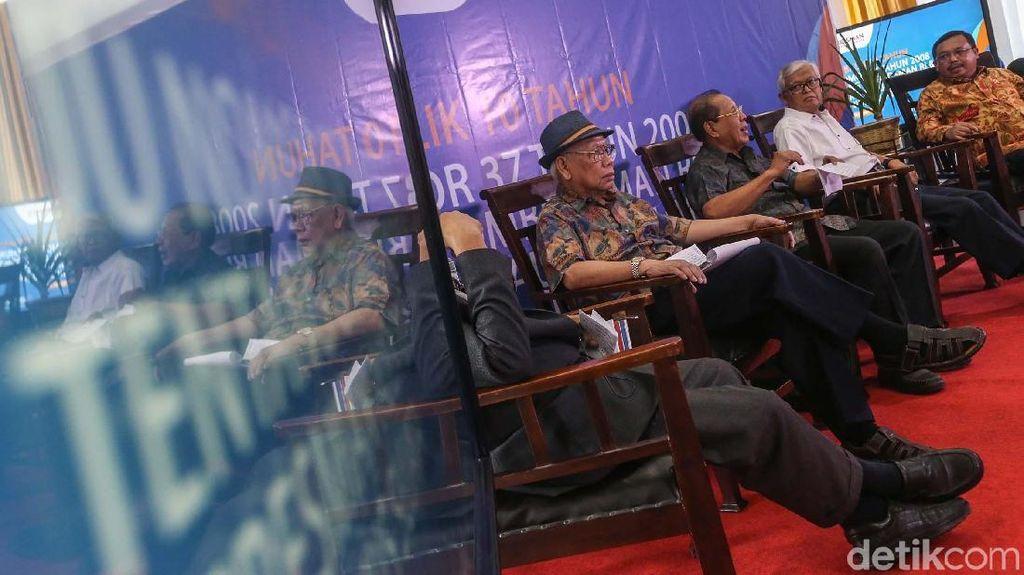 Diskusi Kilas Balik 10 Tahun UU Ombudsman RI