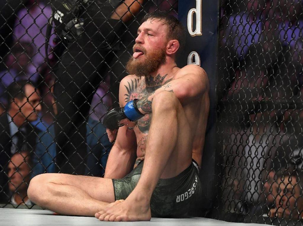 McGregor Diimbau Lupakan Mimpi Jadi Juara Kelas Welter UFC