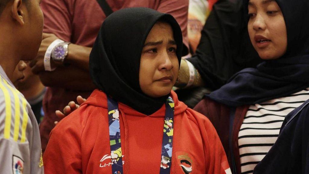 Sedih! Tolak Buka Hijab, Miftahul Jannah Didiskualifikasi