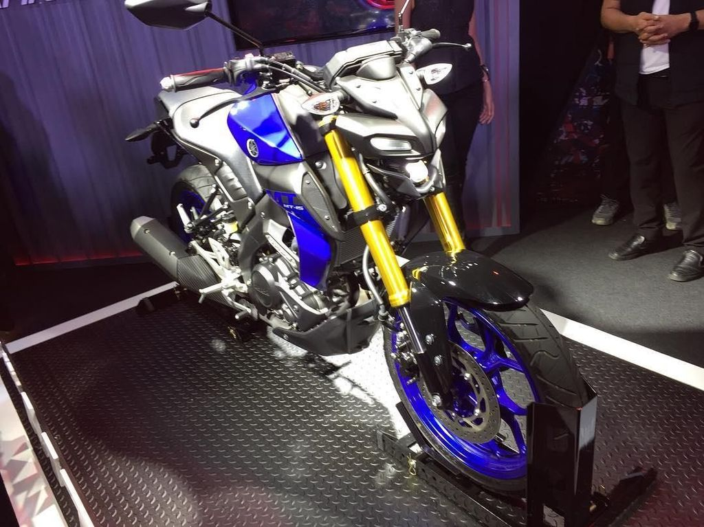 Yamaha Indonesia Bakal Boyong MT-15?